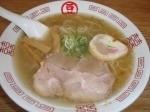 「塩ラーメン(ふのり麺)」@新函館ラーメン マメさんの写真