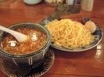 「角煮つけめん」@東京豚骨拉麺 ばんから 熊谷店の写真