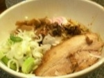 「あぶらー麺」@あぶらー亭 桜上水本店の写真
