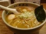 「味玉らーめん+メンマ」@麺屋吉左右の写真