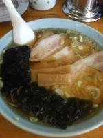 「チャーシューメン ¥700」@ラーメン・餃子 丸博の写真
