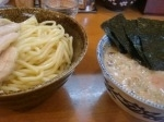 「特製つけそば+メンマトッピング」@中華蕎麦 とみ田の写真