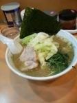 「キャベツラーメン(麺固め)」@ラーメン 中島家の写真