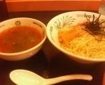 「和風つけ麺」@日高屋 柏西口店の写真