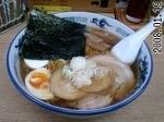 「支那そば(550円)+味玉(100円)」@一越の写真