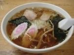 「ワンタン麺」@朝日屋食堂の写真