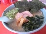 「チャーシューメン醤油 (カタメ・コッテリ) ¥700」@ラーメンショップ 薮塚店の写真