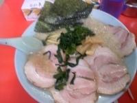 「ネギチャーシュー醤油(コッテリ) ¥800」@ラーメンショップ 薮塚店の写真