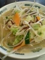 「野菜たっぷりタンメン(¥490)」@日高屋 麹町プリンス通店の写真