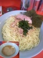 「つけ麺(醤油)¥850 中盛¥100」@ラーメンショップ 薮塚店の写真