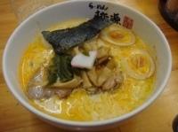 「コッテリ旨しお煮玉子(910円)」@らーめん 桃源の写真