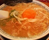 「丸源肉そば650円(税込682円)」@丸源ラーメン 月見町店の写真