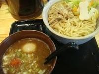 「特つけ麺(並)1000円」@澤神の写真