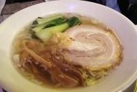 「塩ラーメン」@中華麺食堂 日月飯店の写真
