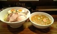 「特製つけ麺」@煮干しらーめん 二代目 玉五郎 黒門店の写真
