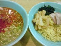 「からしつけ麺」@ラーメン屋 麺一 仲町台店の写真