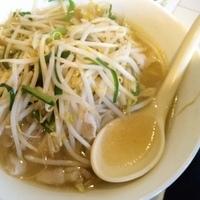 「もやしタン麺(628円)」@バーミヤン 青梅河辺店の写真