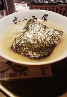 「塩ラーメン(680円-100円)」@らーめん むつみ屋 蒲田店の写真