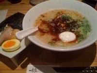 「からか麺(950円)」@博多一風堂 たまプラーザ店の写真