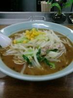 「味噌ラーメン」@ジャンボ餃子 天神の写真