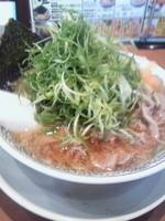 「ねぎ肉そば」@丸源ラーメン 月見町店の写真