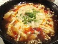 「酸辣湯麺」@中華麺食堂 日月飯店の写真