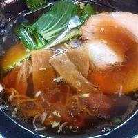 「醤油ラーメン」@中華麺食堂 日月飯店の写真