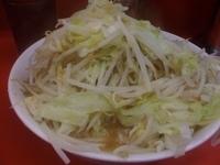 「ラーメン(ヤサイニンニク)650円」@ラーメン二郎 ひばりヶ丘駅前店の写真