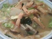 「酒粕味噌らーめん」@中華料理 チャイナの写真