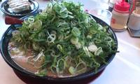 「チャーシュー麺 大盛」@ラーメン 横綱 南インター店の写真