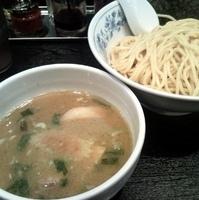 「塩つけめん 800円」@大勝軒まるいち 川口店の写真