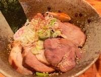 「チャーシュー油そば」@麺武者の写真