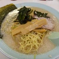 「ネギラーメン(麺硬め・コッテリ)」@ラーメンショップ 運転免許センター北口店の写真