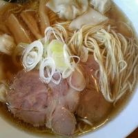 「わんたんそば ¥880」@麺や食堂の写真