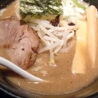 「ラー麺(豚味)」@京鰹節つけ麺 愛宕 ATAGOの写真