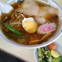 「上ラーメン(¥500)」@味香園の写真