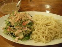 「豆乳棒々鶏冷麺」@九州料理 福風の写真