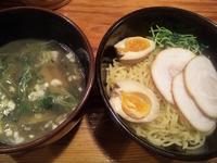 「○得つけ麺(950円)」@龍旗信 堺本店の写真