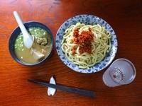 「辛つけめん  1食あたり(送料税込)¥1214」@六厘舎 本店の写真
