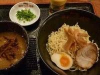「つけ麺(680円)」@味千拉麺 本店の写真