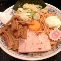 「油そば 750円」@大勝軒まるいち 川口店の写真
