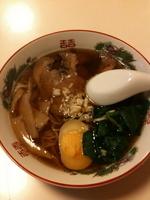 「ラーメン ¥500」@中国食堂の写真