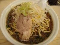 「ブラック太郎ラーメン」@太麺堂の写真