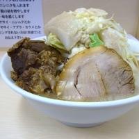 「ラーメン(¥700)」@自家製ラーメン 大者の写真