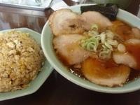 「焼豚チャーシューメンセット(1,050円)」@ゼンジー南京の写真