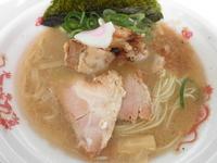 「塩ラーメン+チャーシュー100円(麺の坊 晴レル屋・愛知)」@信越麺戦記 Part3 中京の章の写真