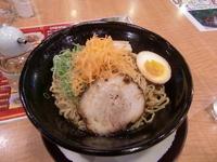 「あぶらーめんW麺」@らうめん 蔵の写真