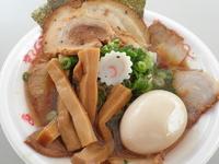 「松本ブラック'S+マル得トッピング300円(煮干し食堂70'sブ」@信越麺戦記 Part3 中京の章の写真
