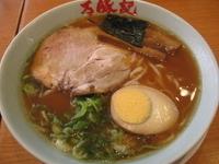 「中華麺セット(香味チャーハン付)980円」@万豚記 アリオ亀有店の写真