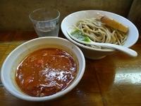「『海老とトマトのつけ麺(¥850)』」@らーめん・つけめん いつ樹の写真
